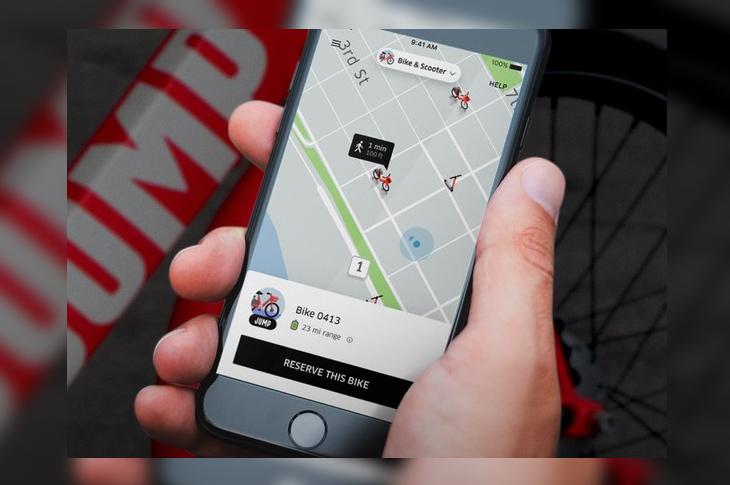 Uber Jump precio, cómo se usa y más detalles de estas bicis eléctricas