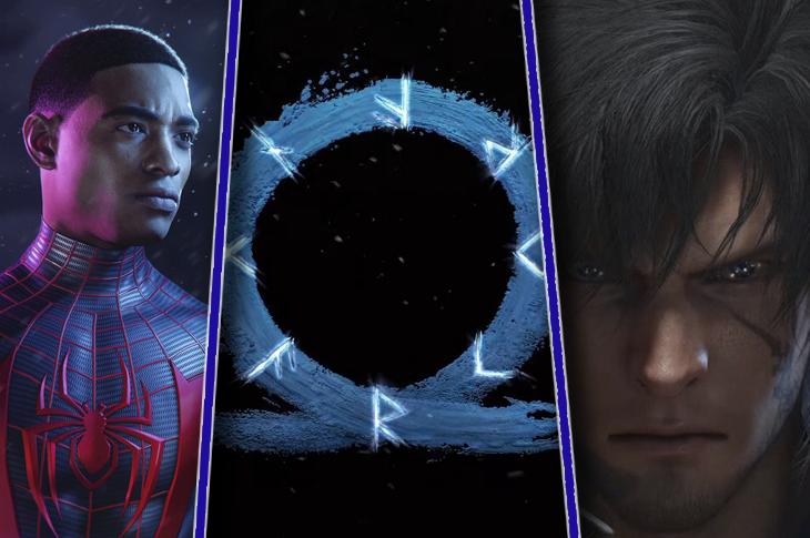 PlayStation 5 Nuevos tráilers de Final Fantasy, God of War, Spider-Man y más