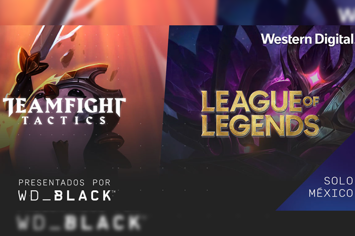 Torneos de League of Legends y Teamfight Tactics en México