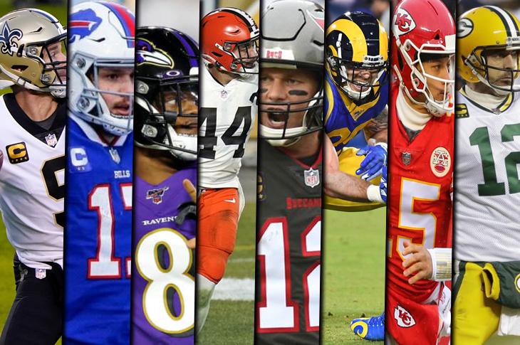 NFL Playoffs 2021: canales y horarios para ver la Ronda Divisional
