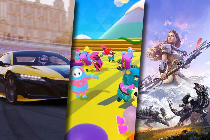Estrenos de videojuegos agosto 2020 Fall Guys, Project Cars y más