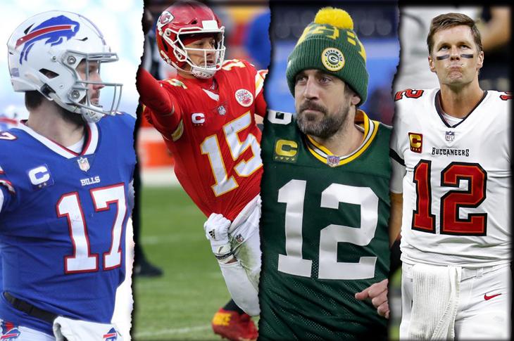 NFL Playoffs 2021 canales y horarios para ver los Campeonatos de Conferencia