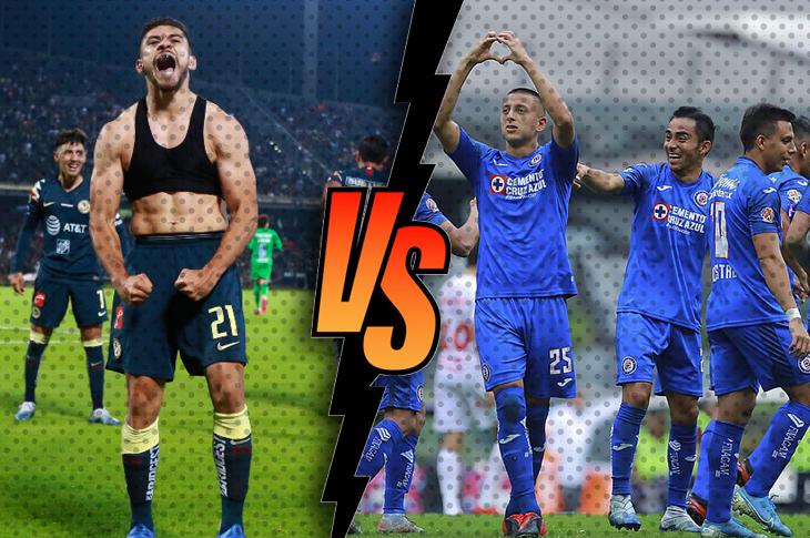 Liga MX canales del América vs Cruz Azul y la Jornada 10 del Clausura 2020