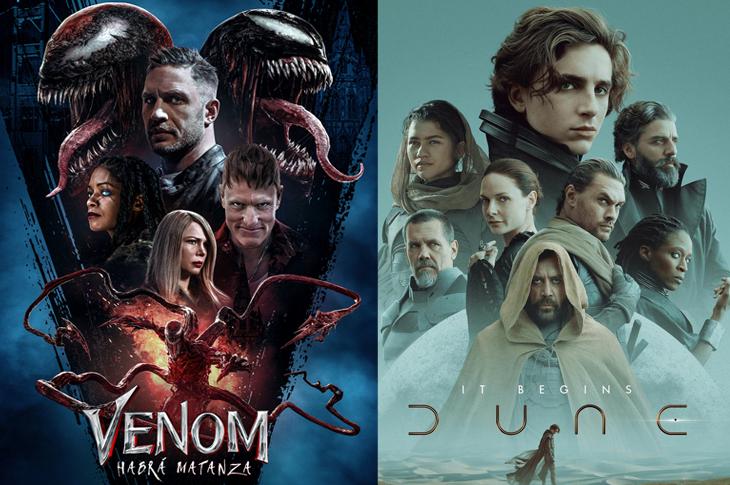 QUIZ ¿Qué película de estreno de Octubre 2021 es para ti?