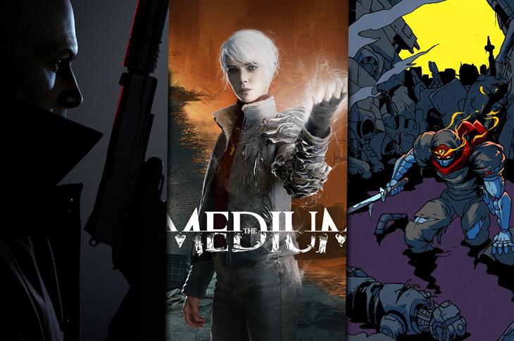 Estrenos de videojuegos enero 2021 Hitman 3, The Medium y más
