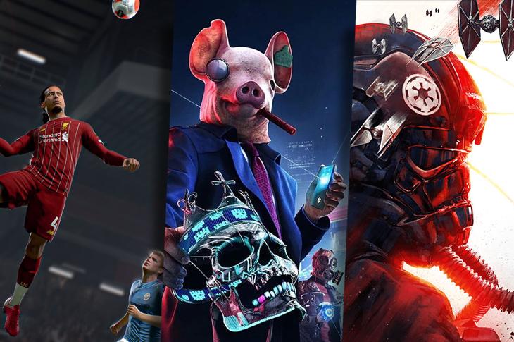 Estrenos de videojuegos octubre 2020 FIFA 21, Watch Dogs, Star Wars y más