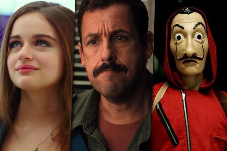 Los contenidos más vistos en Netflix México en 2020