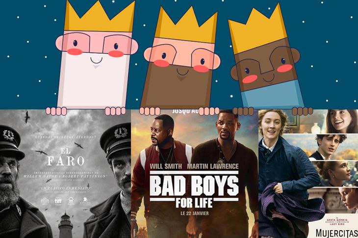 QUIZ: ¿Qué estreno de cine de enero 2020 disfrutarás más?