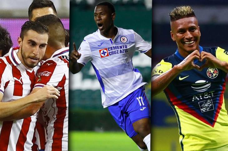 Liga MX Canales y horarios de la jornada 9 del Torneo Guard1anes 2021