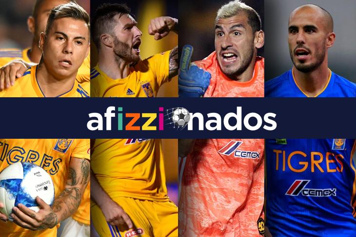 Liga MX Partidos de Tigres que serán transmitidos en exclusiva por Afizzionados