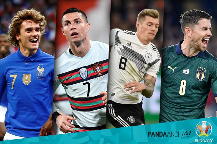 Eurocopa 2020 Fechas, horarios y canales para ver la Jornada 1