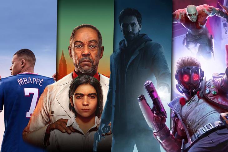 Estrenos de videojuegos octubre 2021 Far Cry 6, FIFA 21, Back 4 Blood y más