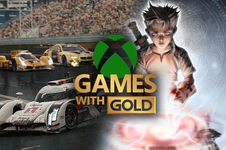 Juegos gratis de Xbox en Games with Gold para abril de 2020