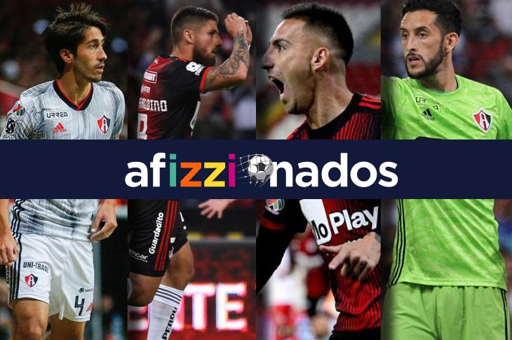 Liga MX Partidos de Atlas que serán transmitidos en exclusiva por Afizzionados