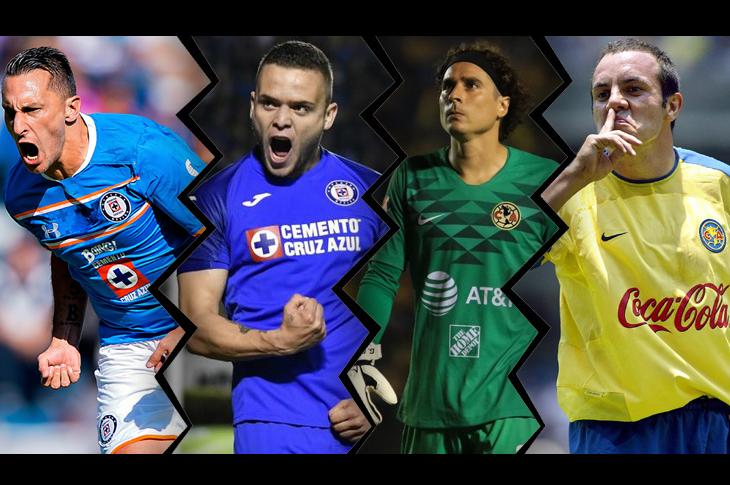 QUIZ Clásico Joven, América vs Cruz Azul, ¿cuánto sabes de esta rivalidad?