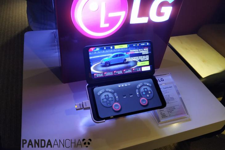 LG G8X y su doble o ¿triple? pantalla llega a México (FICHA TÉCNICA)