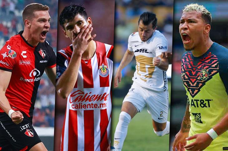 Liga MX Canales y horarios de la jornada 12 del Torneo Apertura 2021