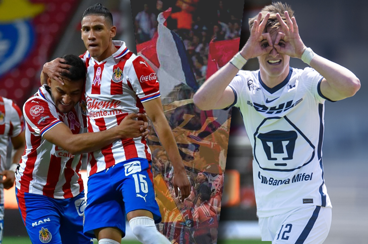 Liga MX Canales y horarios de la jornada 16 del Torneo Guard1anes 2020