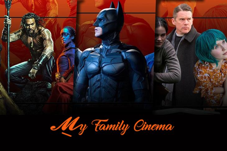 My Family Cinema Cómo instalar y reproducir tus contenidos