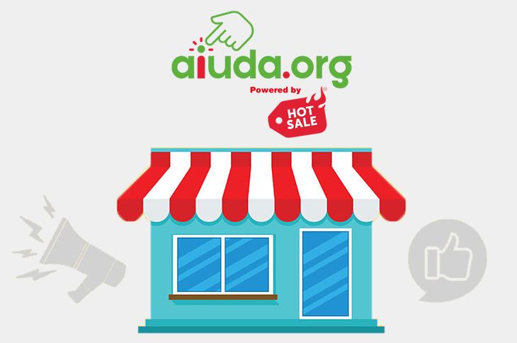 Aiuda.org plataforma gratuita que apoya a negocios locales en cuarentena