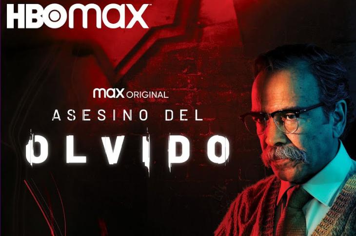 Asesino del olvido galería del elenco y estreno en HBO Max
