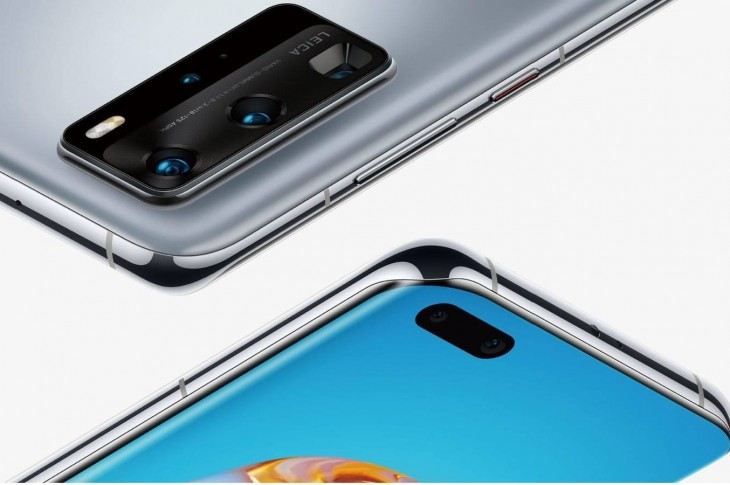 Huawei P40 ¿El mejor smartphone del 2020? (Ficha técnica)