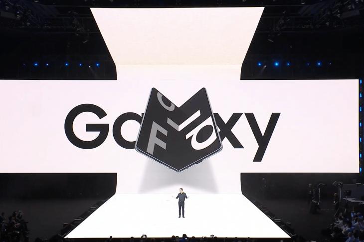 Galaxy Fold, Galaxy S10, Watch Active, Buds y Fit lo nuevo de Samsung