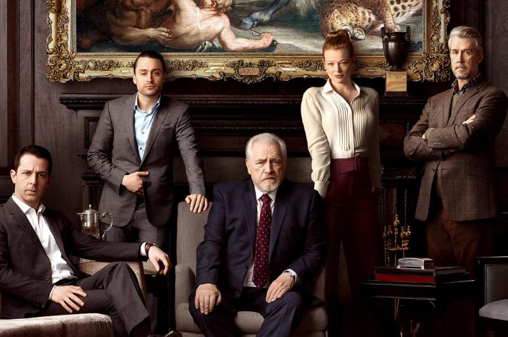 Succession, Temporada 3 galería del elenco de la serie de HBO Max