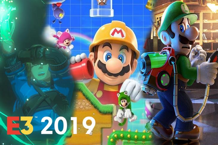 Nintendo en E3 2019: Super Mario Maker 2, Luigi's Mansion 3
