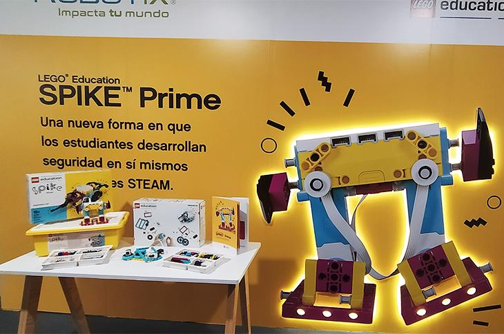 SPIKE Prime Robotix presenta la nueva solución educativa de LEGO