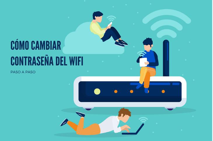 Cómo cambiar la clave del Wifi de izzi y evitar el robo de velocidad
