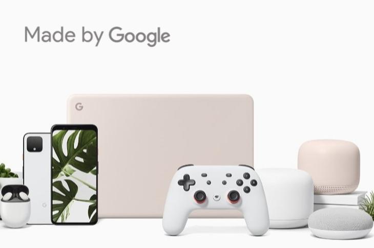 Made by Google 2019 Google Pixelbook Go, Pixel Buds y más