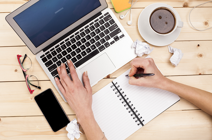 Consejos para escritores principiantes
