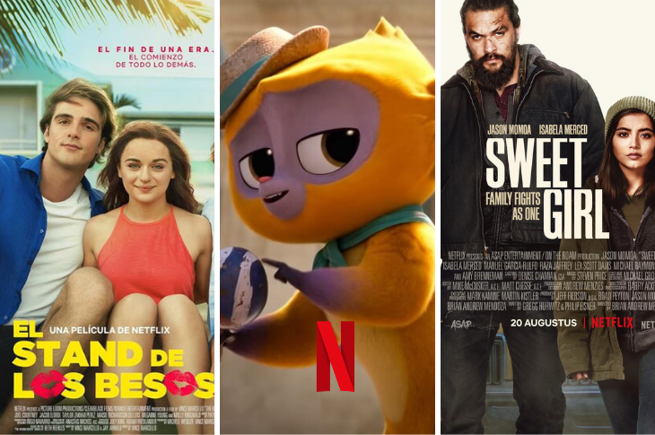 Películas de Netflix México estrenos para agosto de 2021