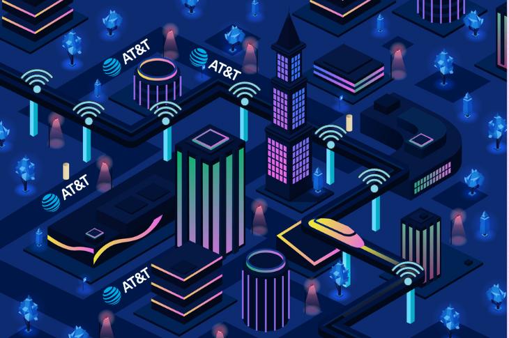 AT&T México habilita el desarrollo de ciudades inteligentes