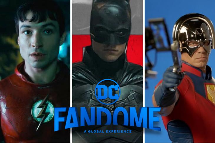 DC FanDome 2021: Anuncios y tráilers de las próximas películas, series y videojuegos de DC Comics