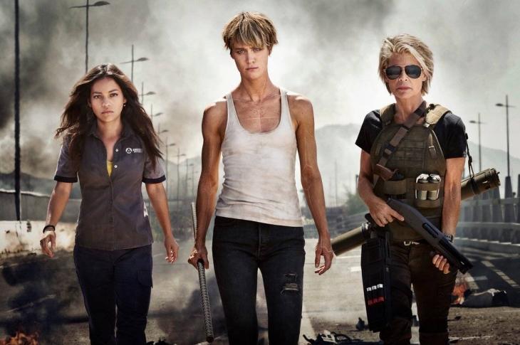 Liberan la primera imagen oficial de la nueva Terminator