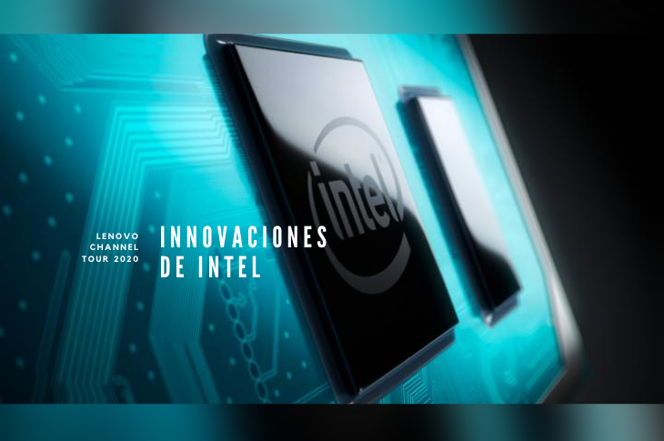 Lenovo Channel Tour 2020 novedades de Intel