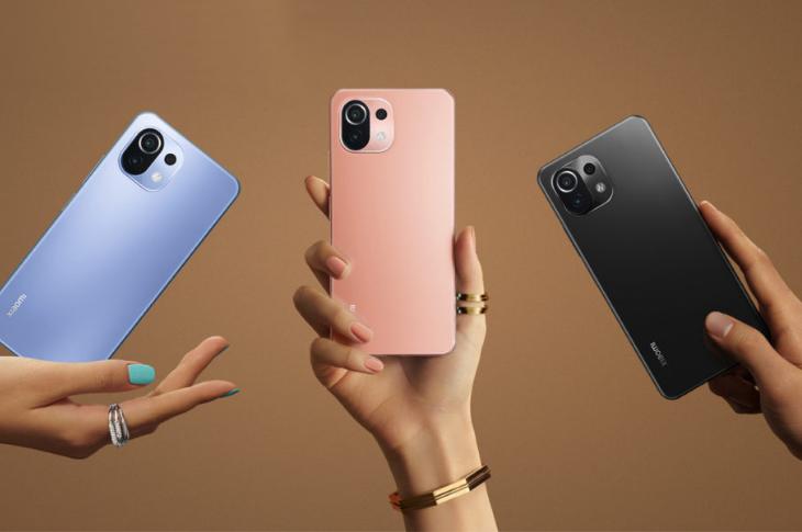 Nueva Serie Xiaomi Mi 11 Lite: precio y ficha técnica