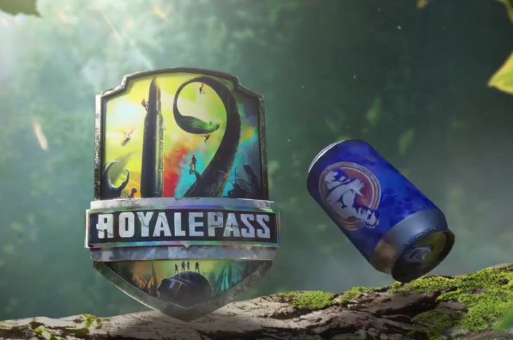 PUBG Royale Pass Temporada 19: Travesía te convierte en un insecto