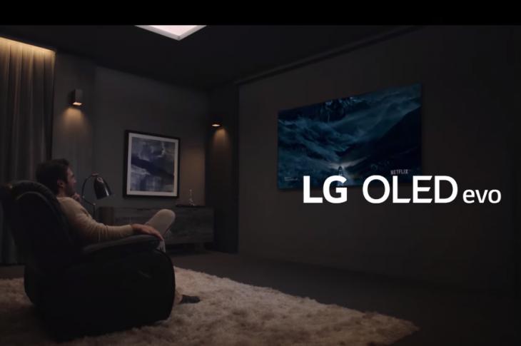 LG OLED evo llegan a México televisores para gamers y amantes de deportes