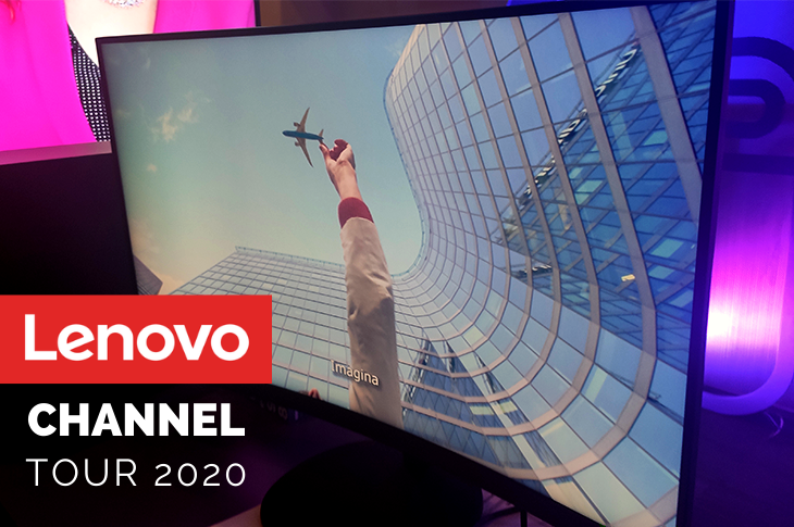 Lenovo Channel Tour 2020 innovaciones en educación