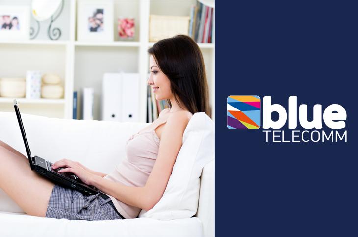 ¿Conoces Blue Telecomm? El nuevo servicio de Internet y telefonía
