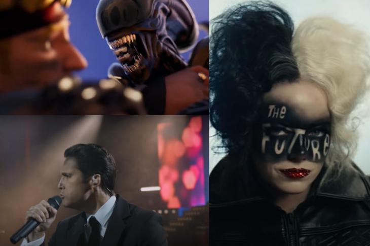 Mejores videos: Fortnite, Luis Miguel, la serie, Cruella y más