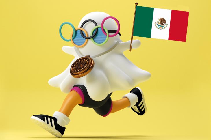 Disfruta los Juegos Olímpicos con la Realidad Aumentada de Snapchat