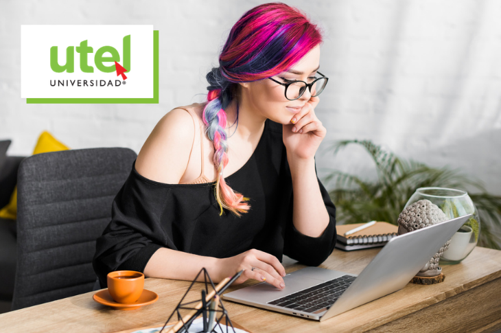 Universidad UTEL colegiaturas de maestrías en línea y ejecutivas