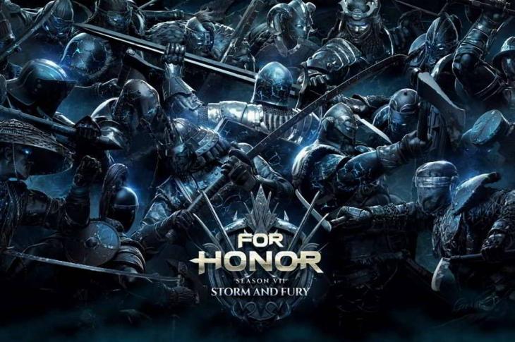 La temporada 7 de For Honor dará comienzo el 2 de agosto