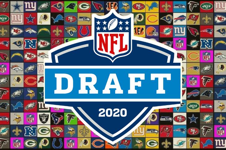 NFL Draft 2020 canales y horarios para ver transmisión en vivo (INFOGRAFÍA)