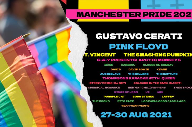 Arma tu propio festival LGBT con tus artistas favoritos de Spotify