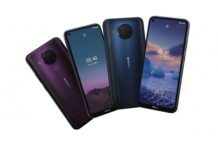 Nokia 5.4 rendimiento Qualcomm a buen precio (ficha técnica)